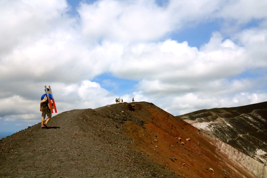 Leon Volcano Boarding 8