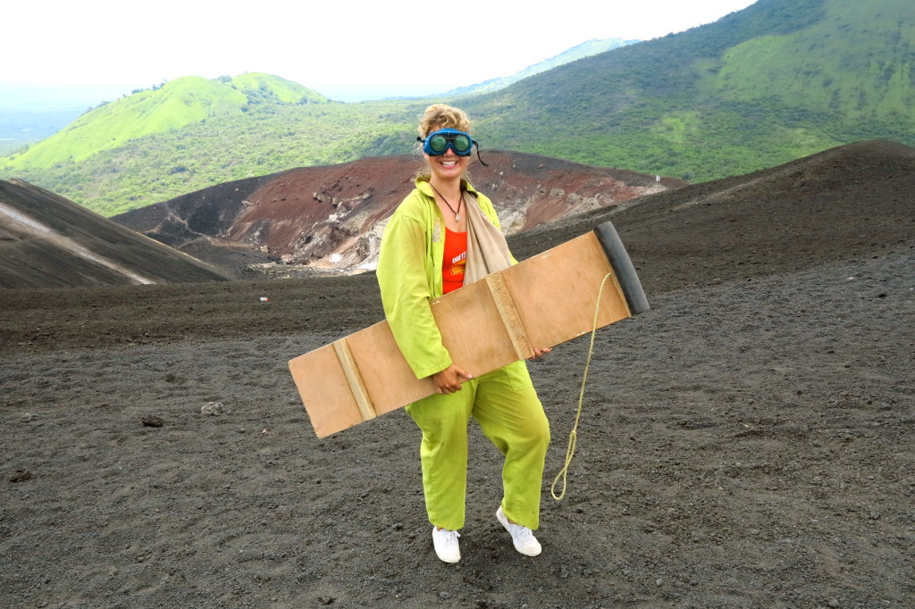 Leon Volcano Boarding 9