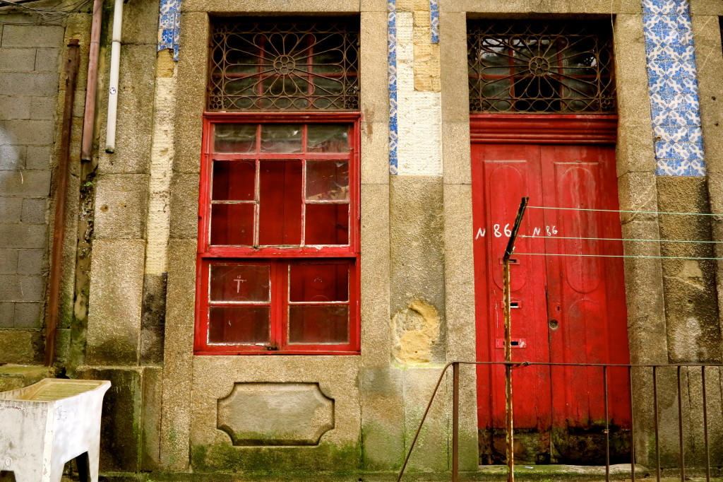 Porto Red 5
