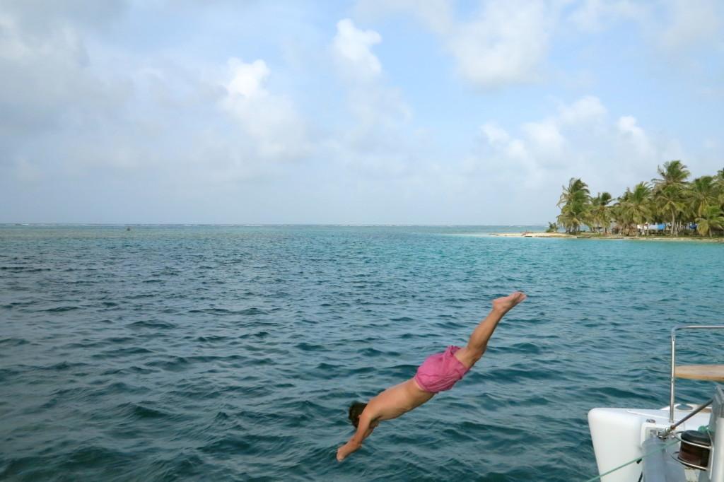 Sailing From San Blas 13