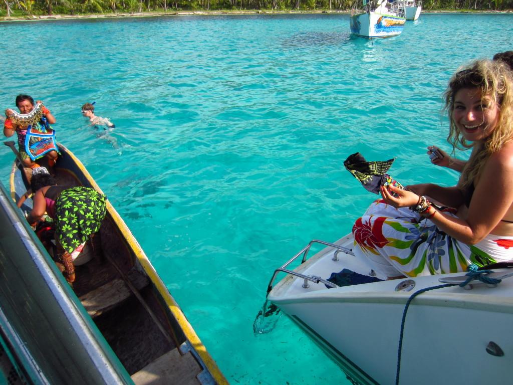 Sailing From San Blas 14
