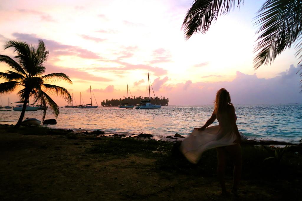 Sailing From San Blas 8