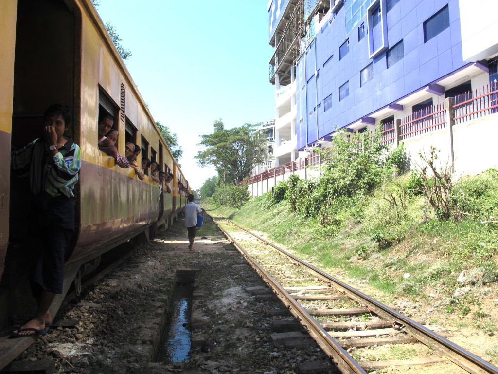 Yangon Circle Train 11