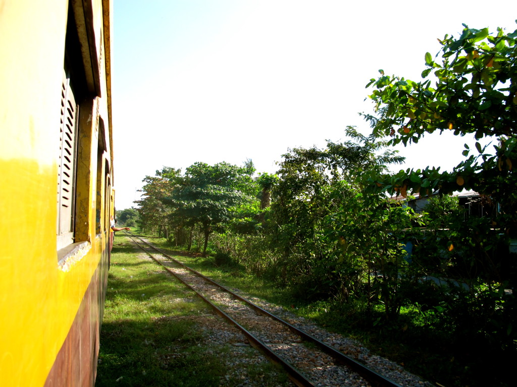 Yangon Circle Train 2