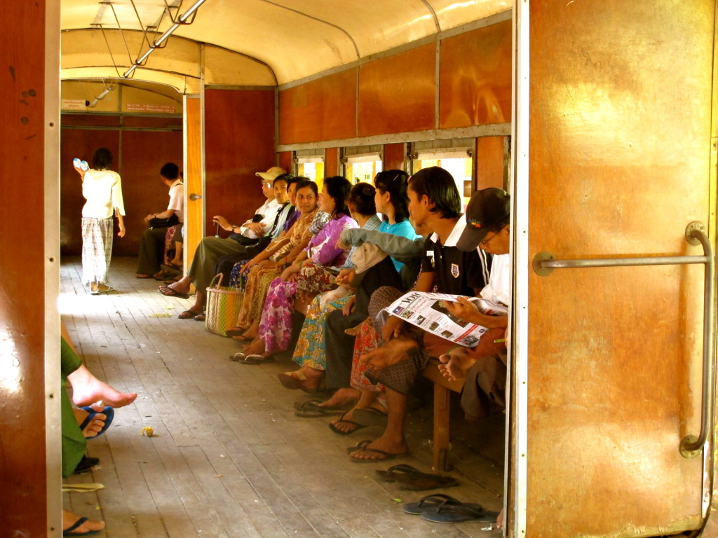 Yangon Circle Train 20