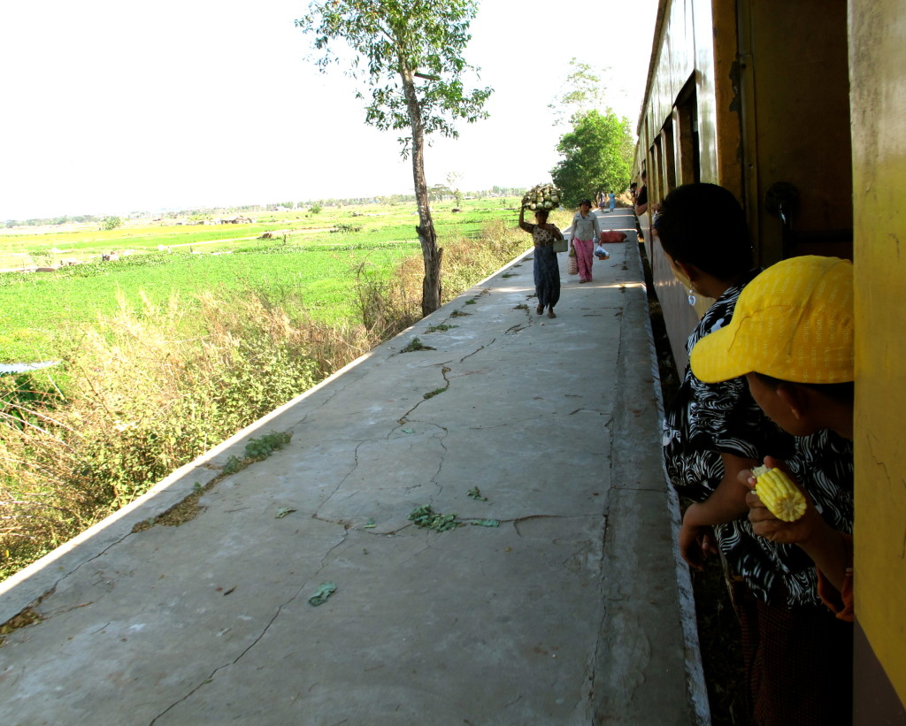 Yangon Circle Train 4