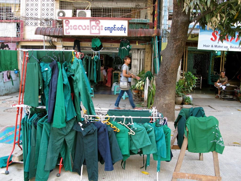 Burma Green