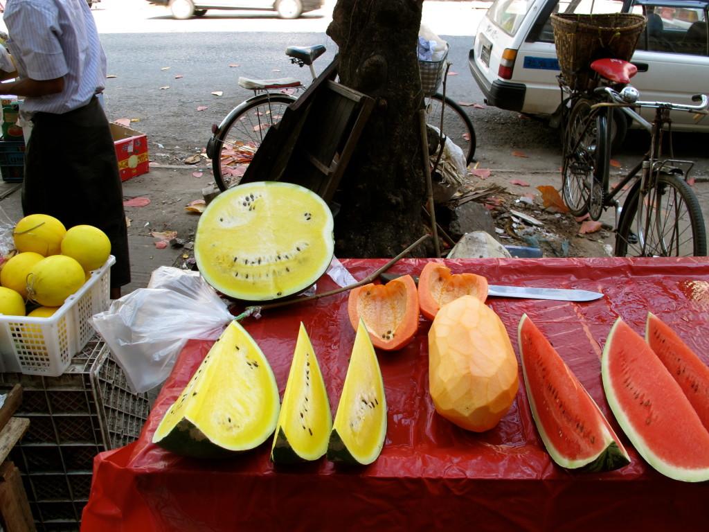 Burma Yellow