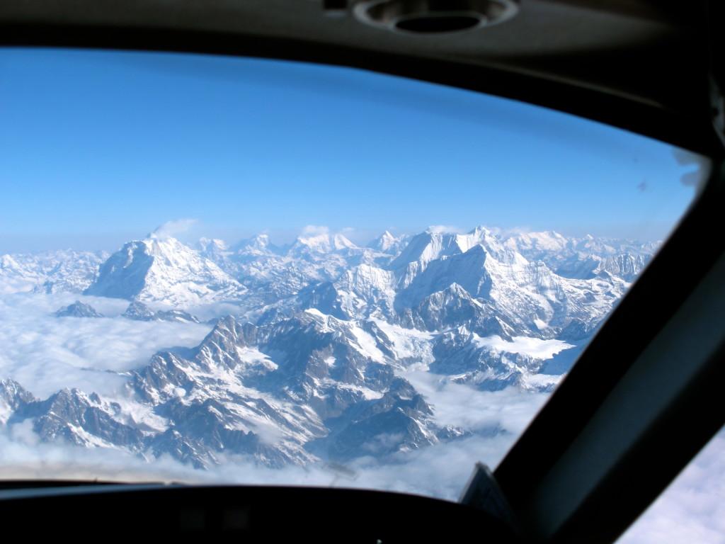 Flying Over Everest 3
