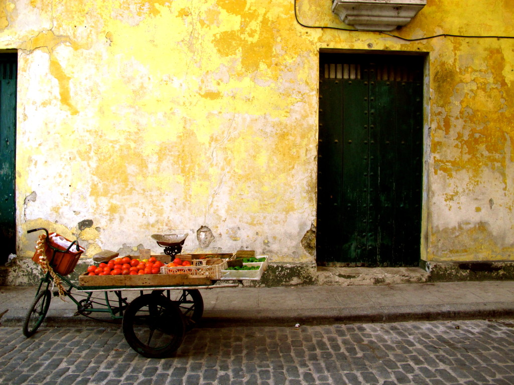 Cuban Yellow
