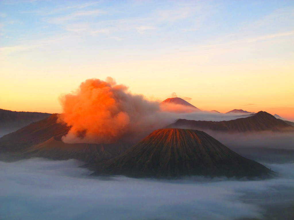 Mount Bromo 3