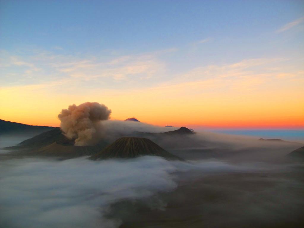 Mount Bromo 5