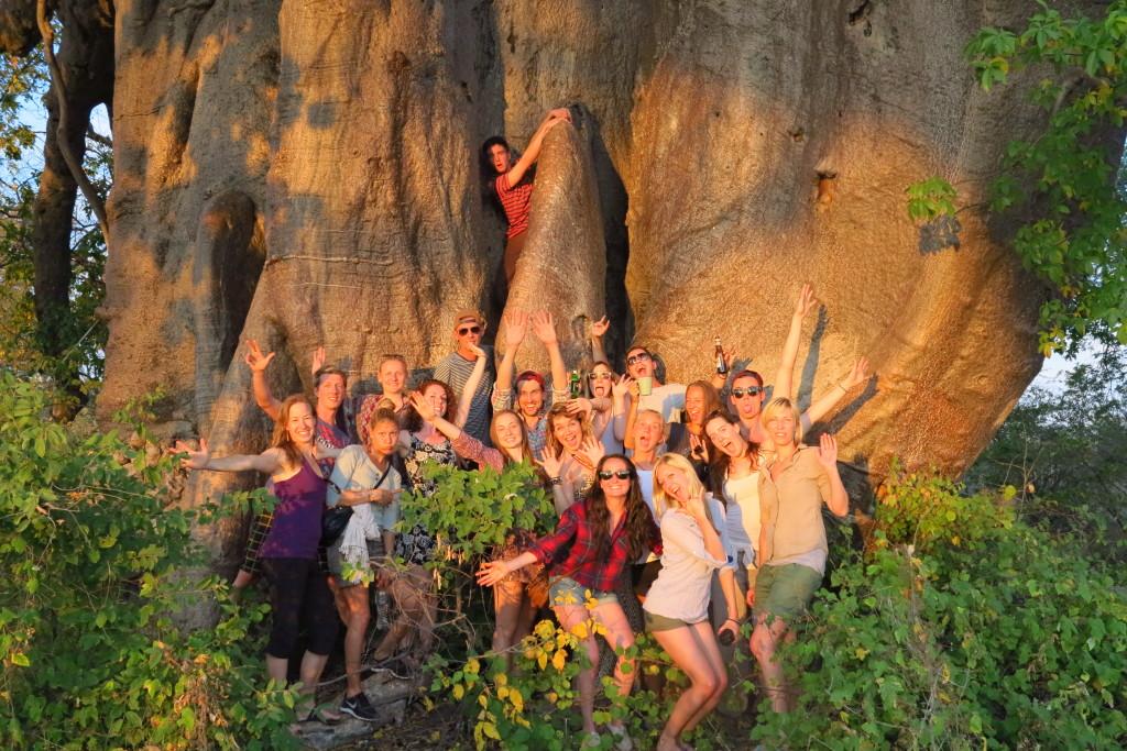Botswana group