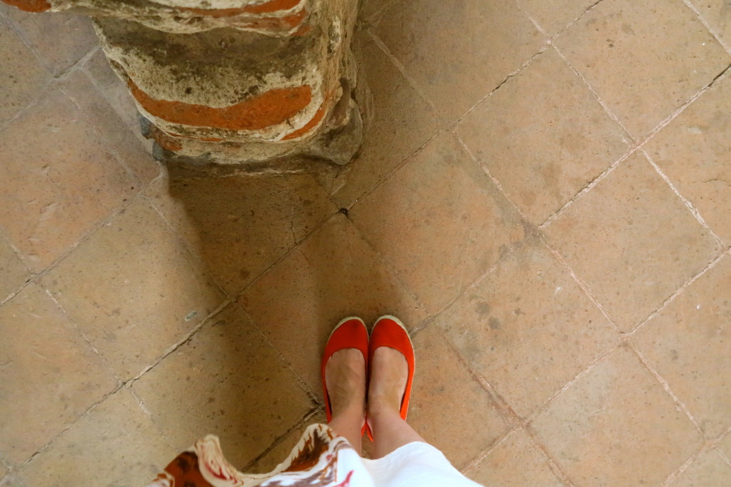 Guatemala Feet