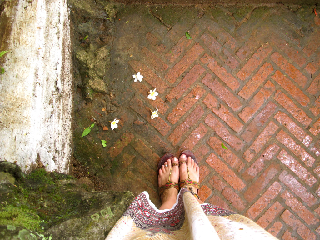 Laos Feet