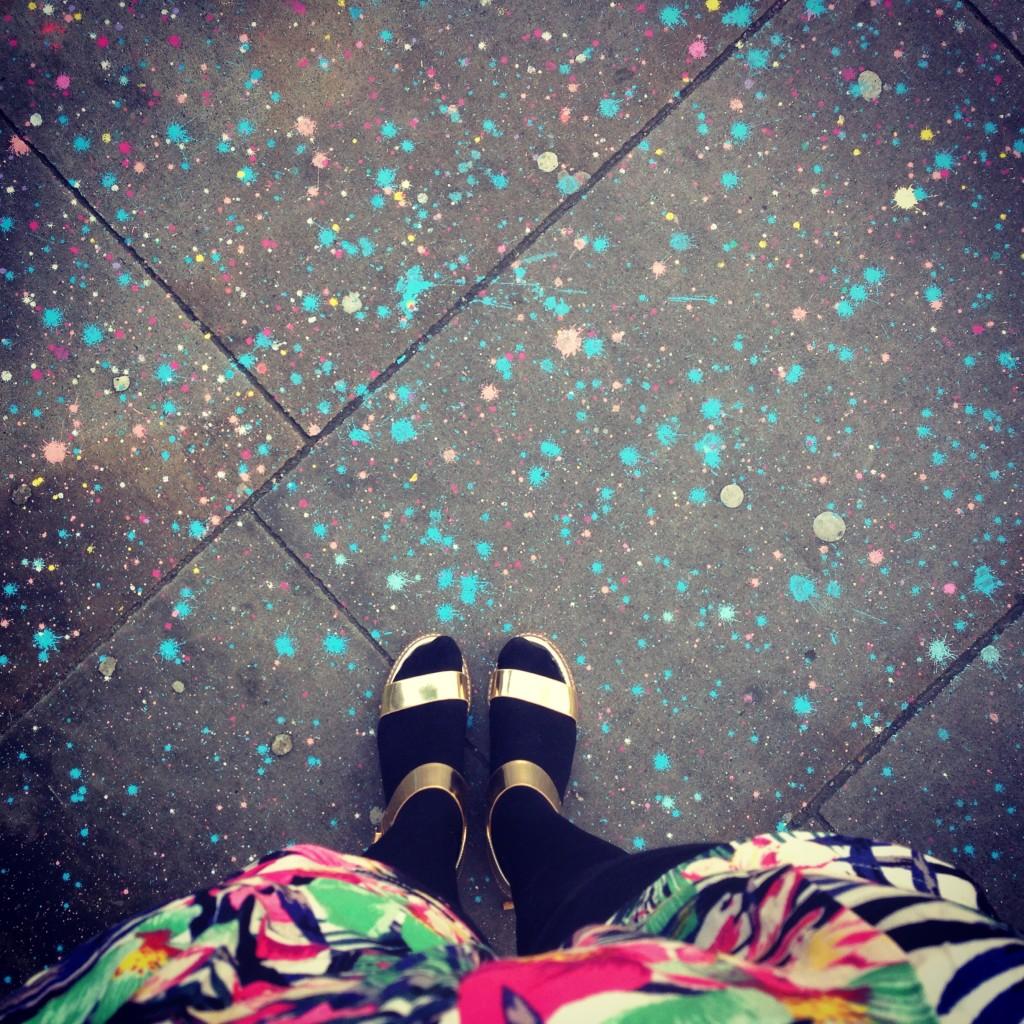 London Feet