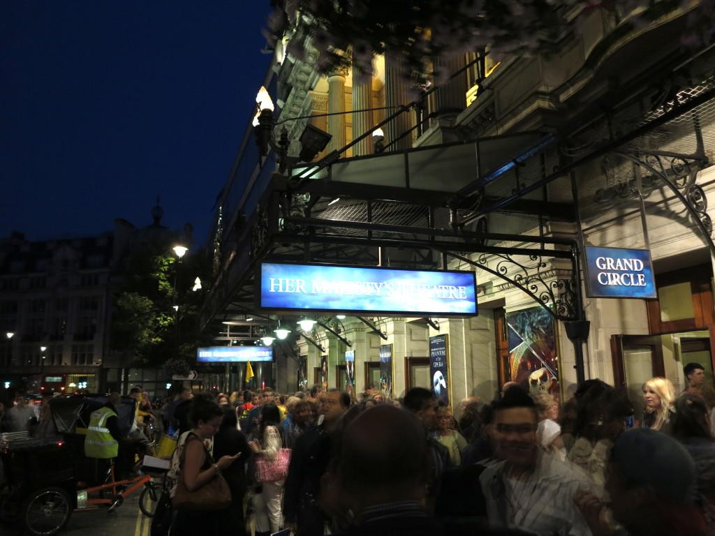 Phantom of the Opera London