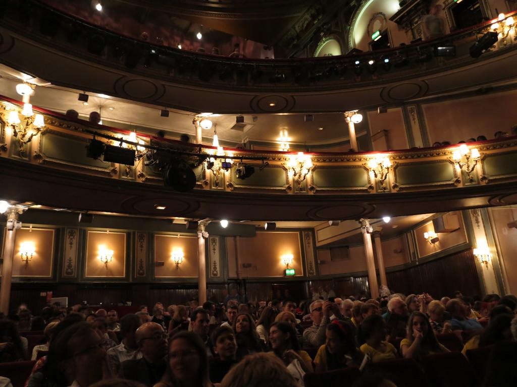 Phantom of the Opera London 2