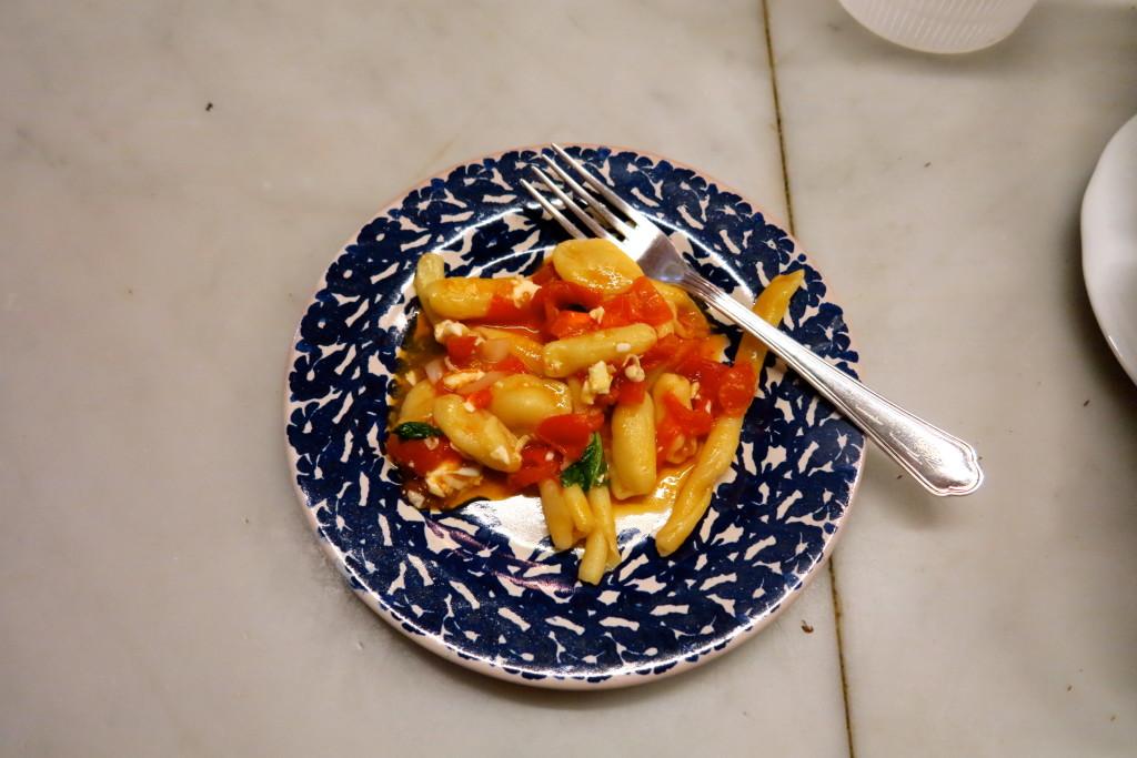 How to make Italian pasta 15