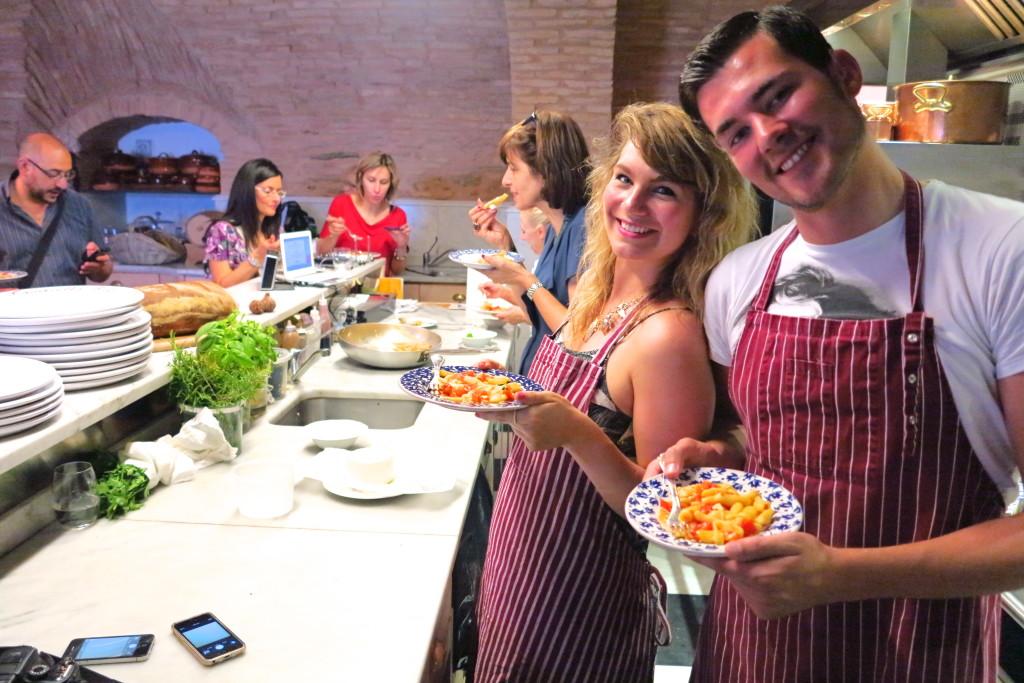 How to make Italian pasta 16