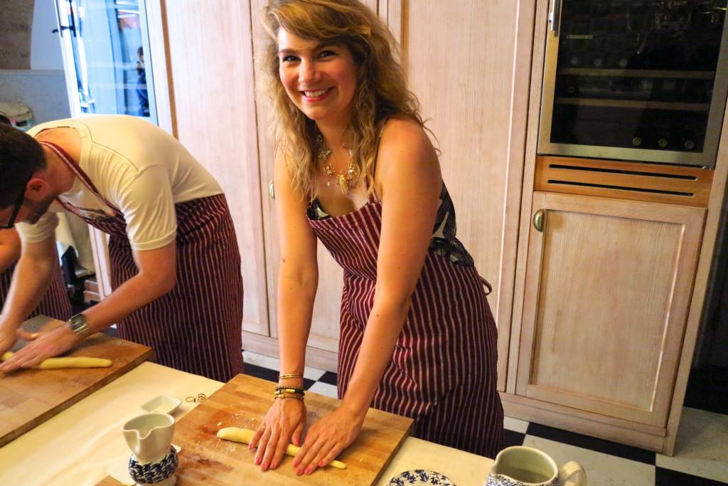 How to make Italian pasta 4