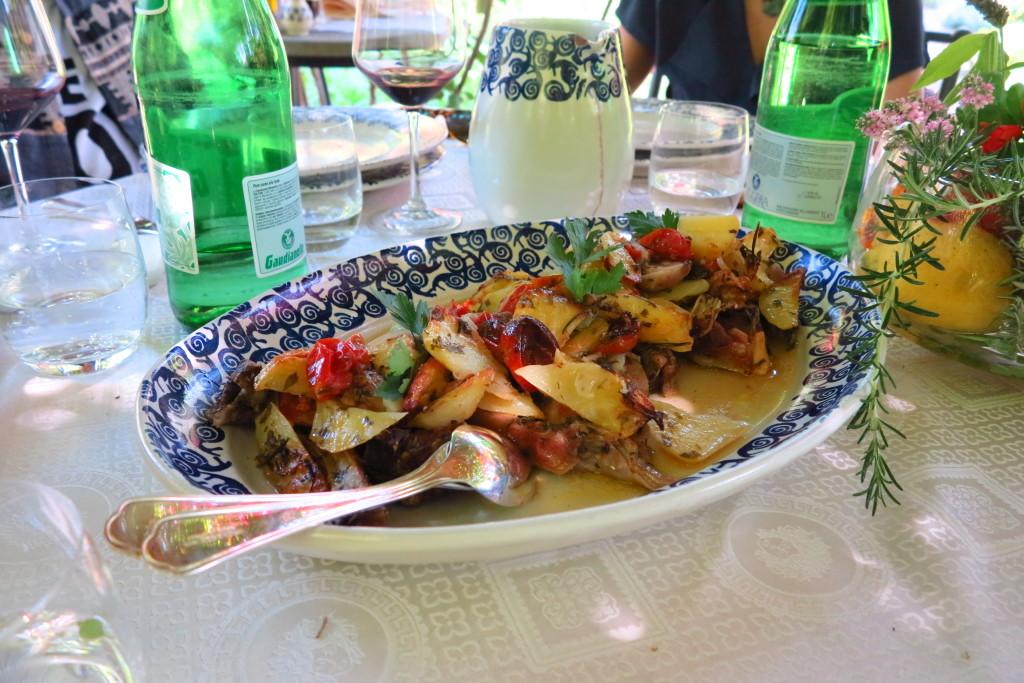 Italian Meal 2