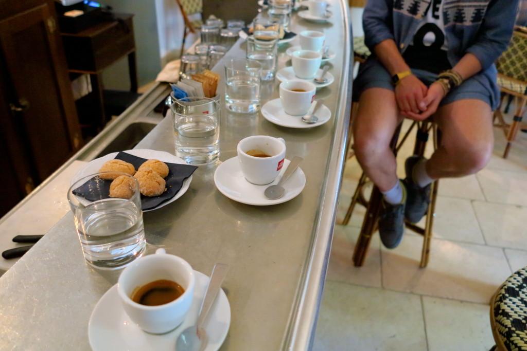 Italian coffee 2