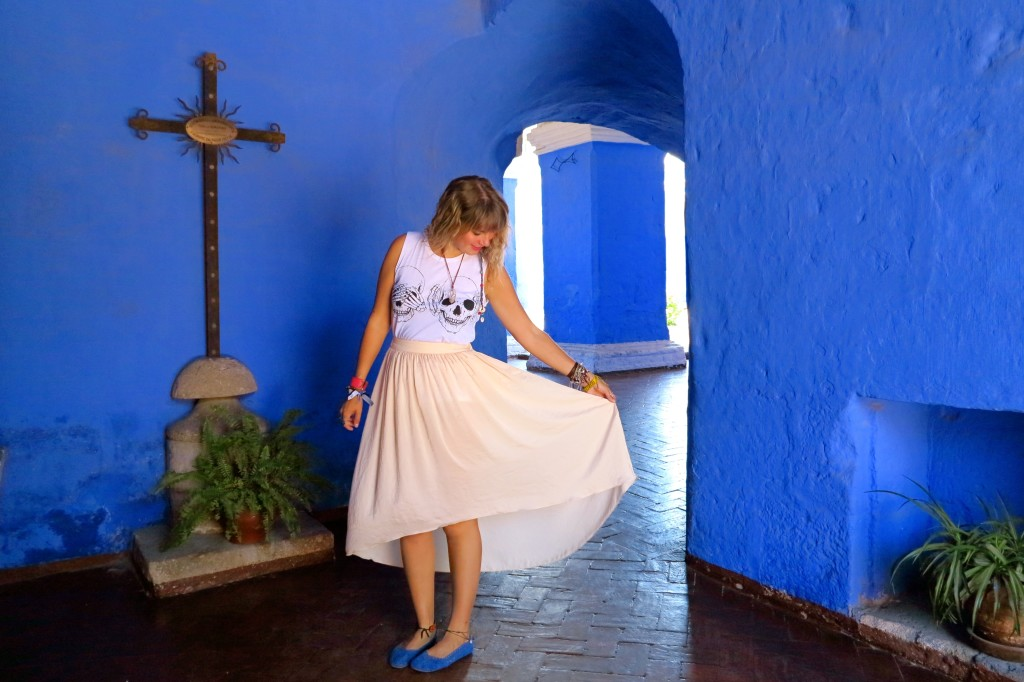Arequipa Blue