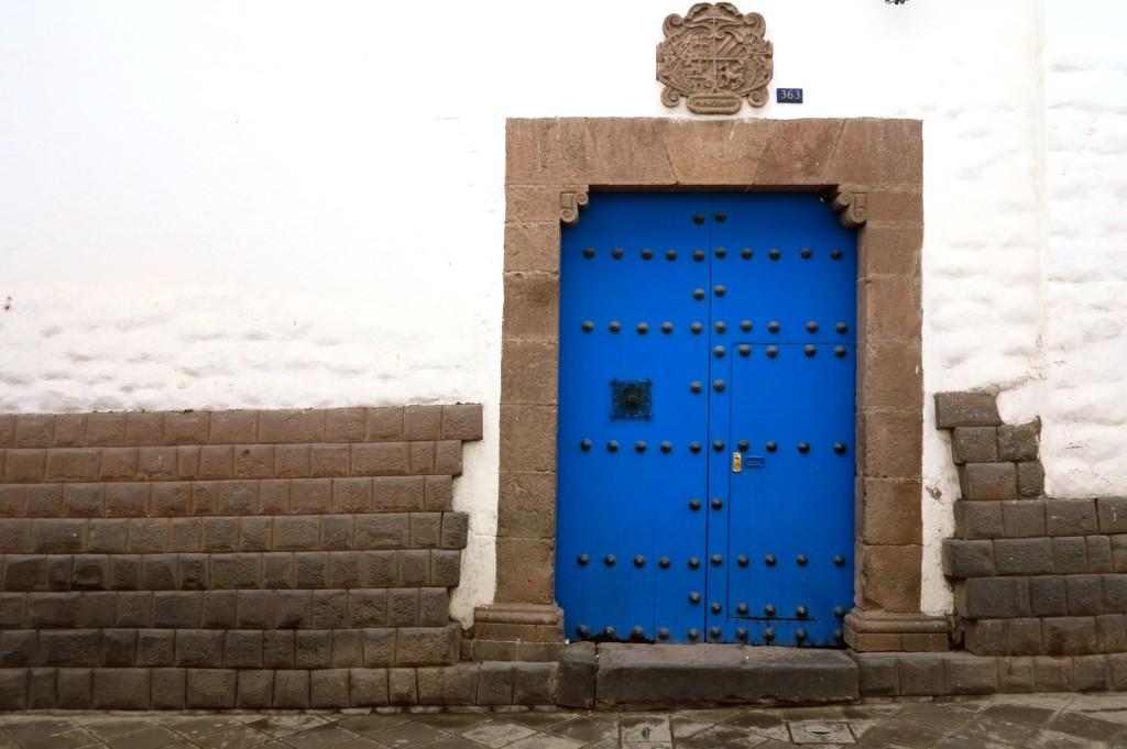 Cusco Blue
