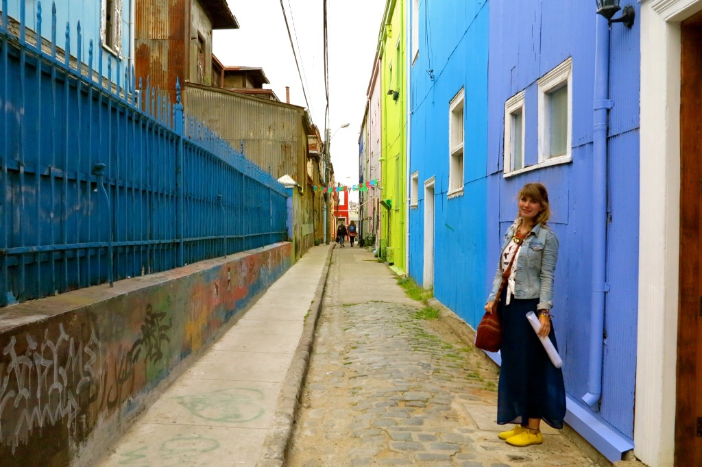 Valparaiso Blue 2