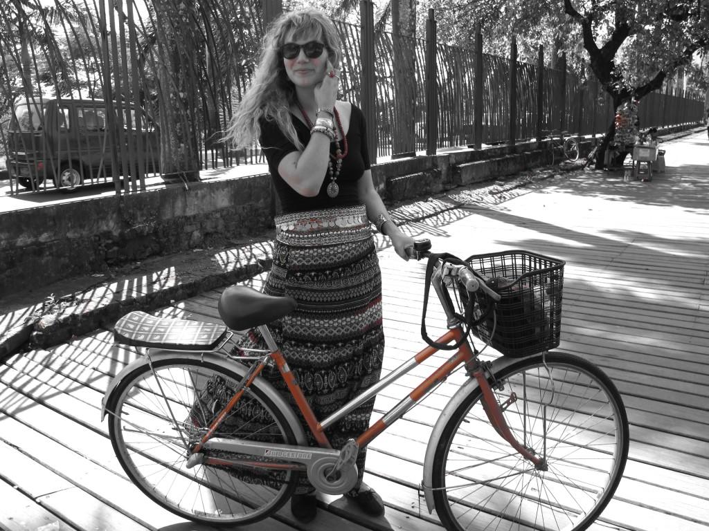 Brenna Bicycle Burma