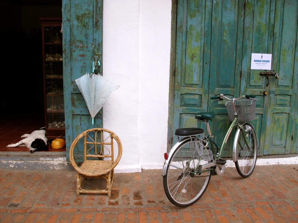 Luang Prabang Bicycle