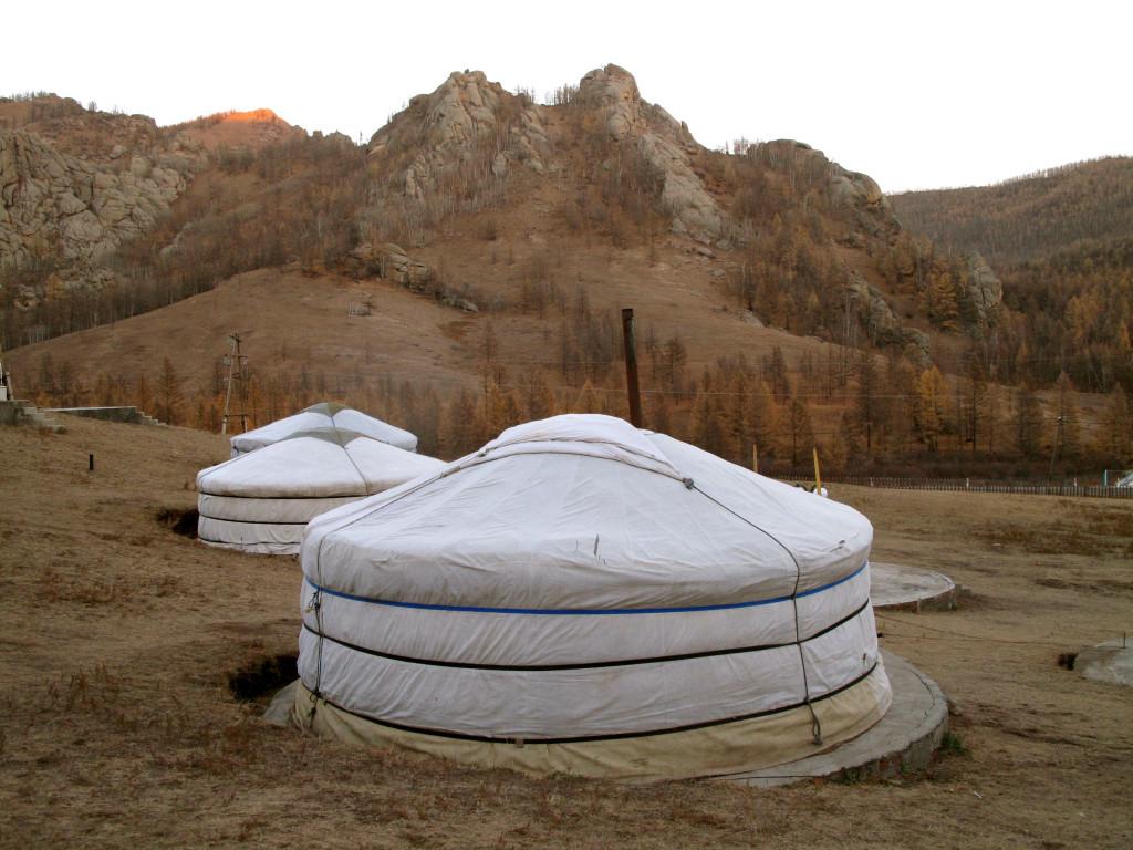 Mongolian Ger 2