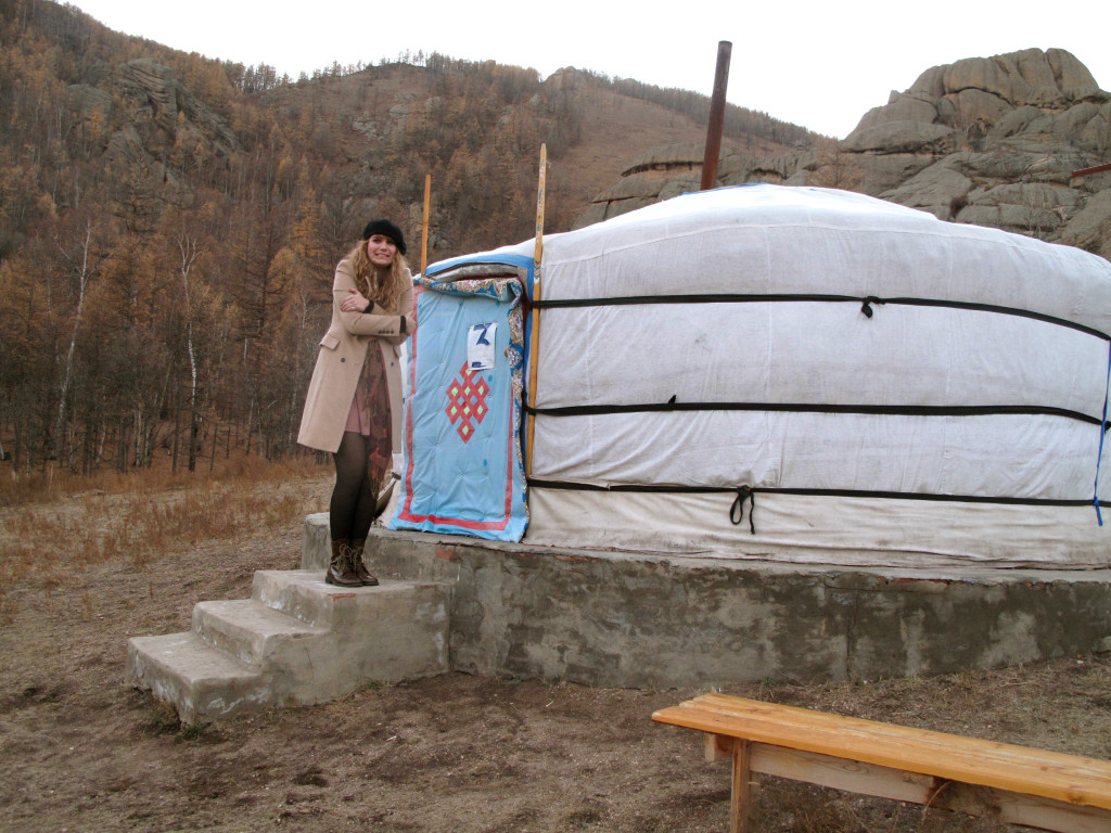 Mongolian Ger 3