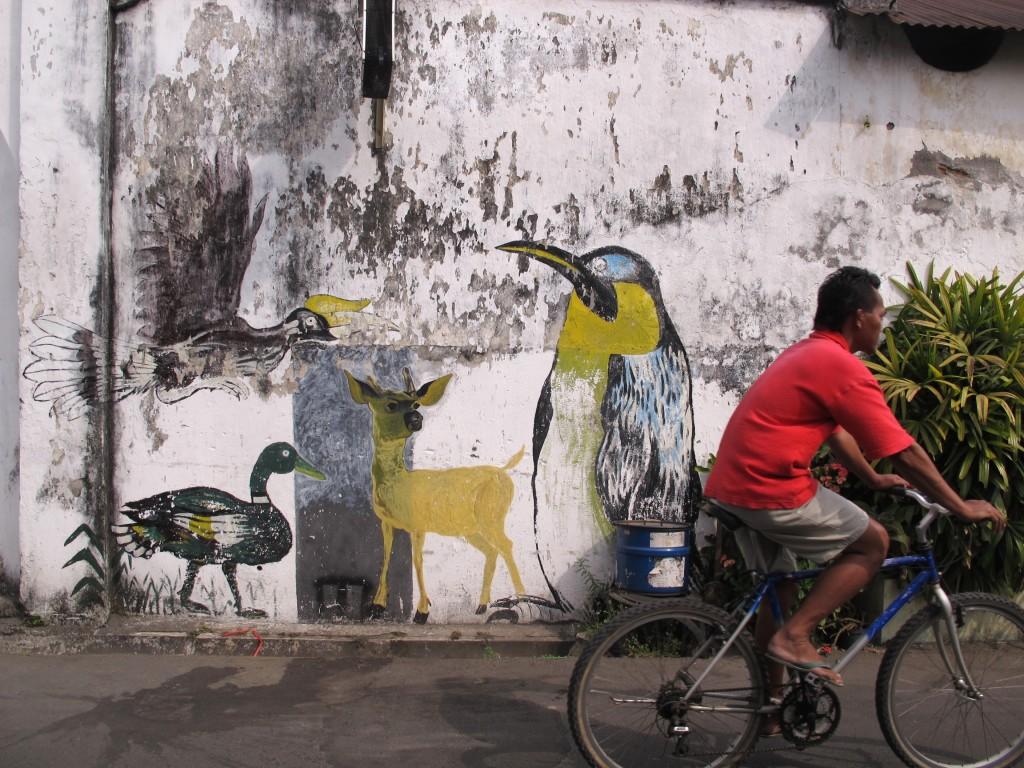 Yogyakarta Bicycle