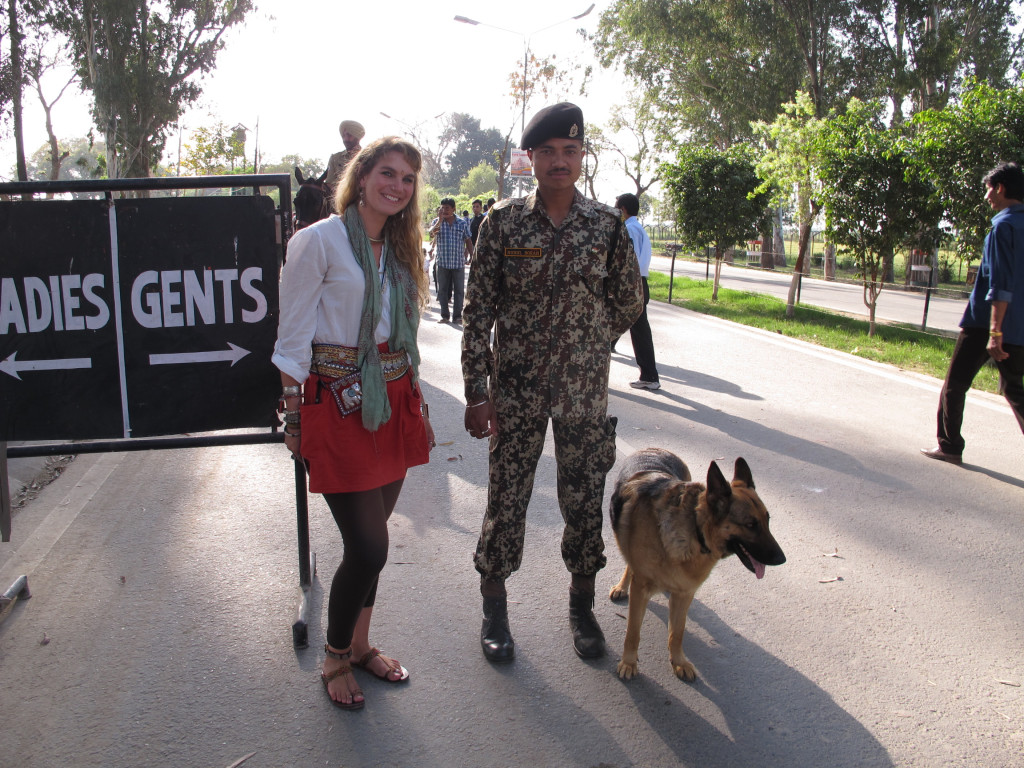 What to wear in India 36