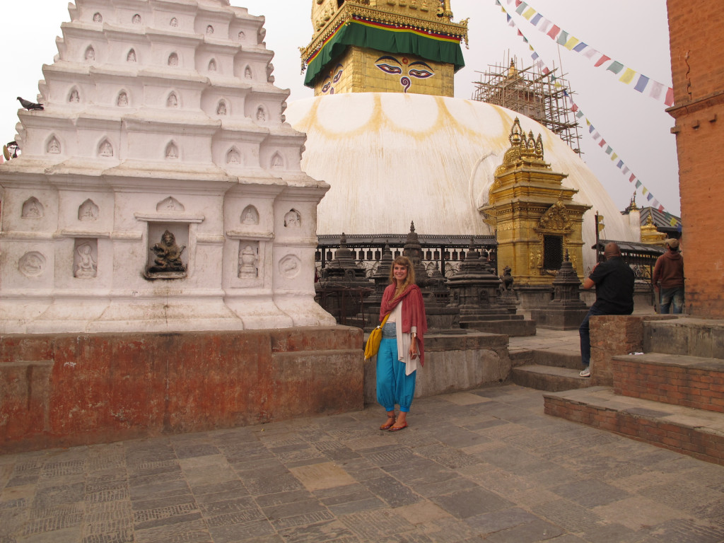 What to wear in India 38