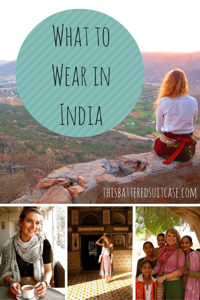 What to wear in India