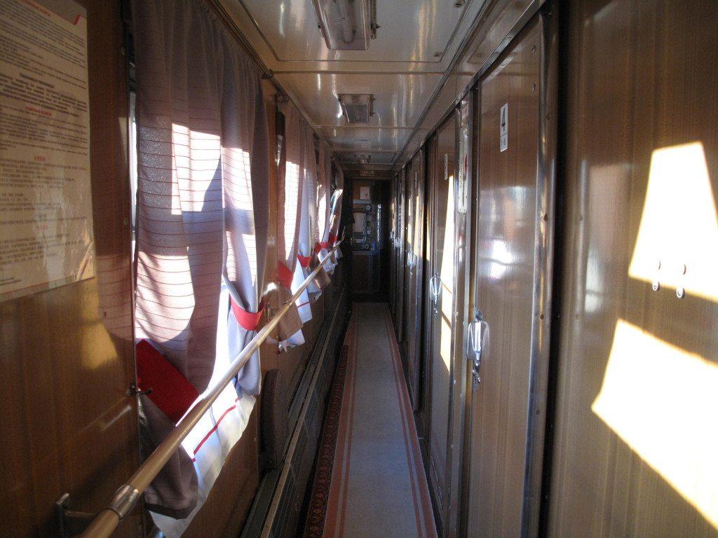 Trans Siberian Railway 1