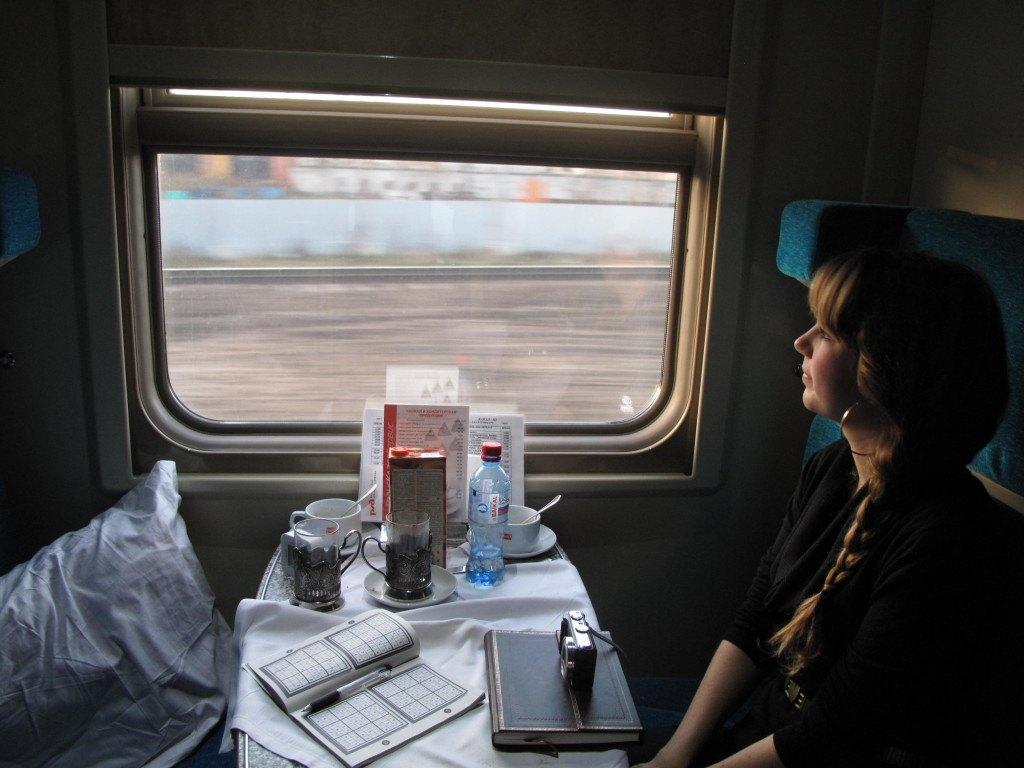Trans Siberian Railway 24