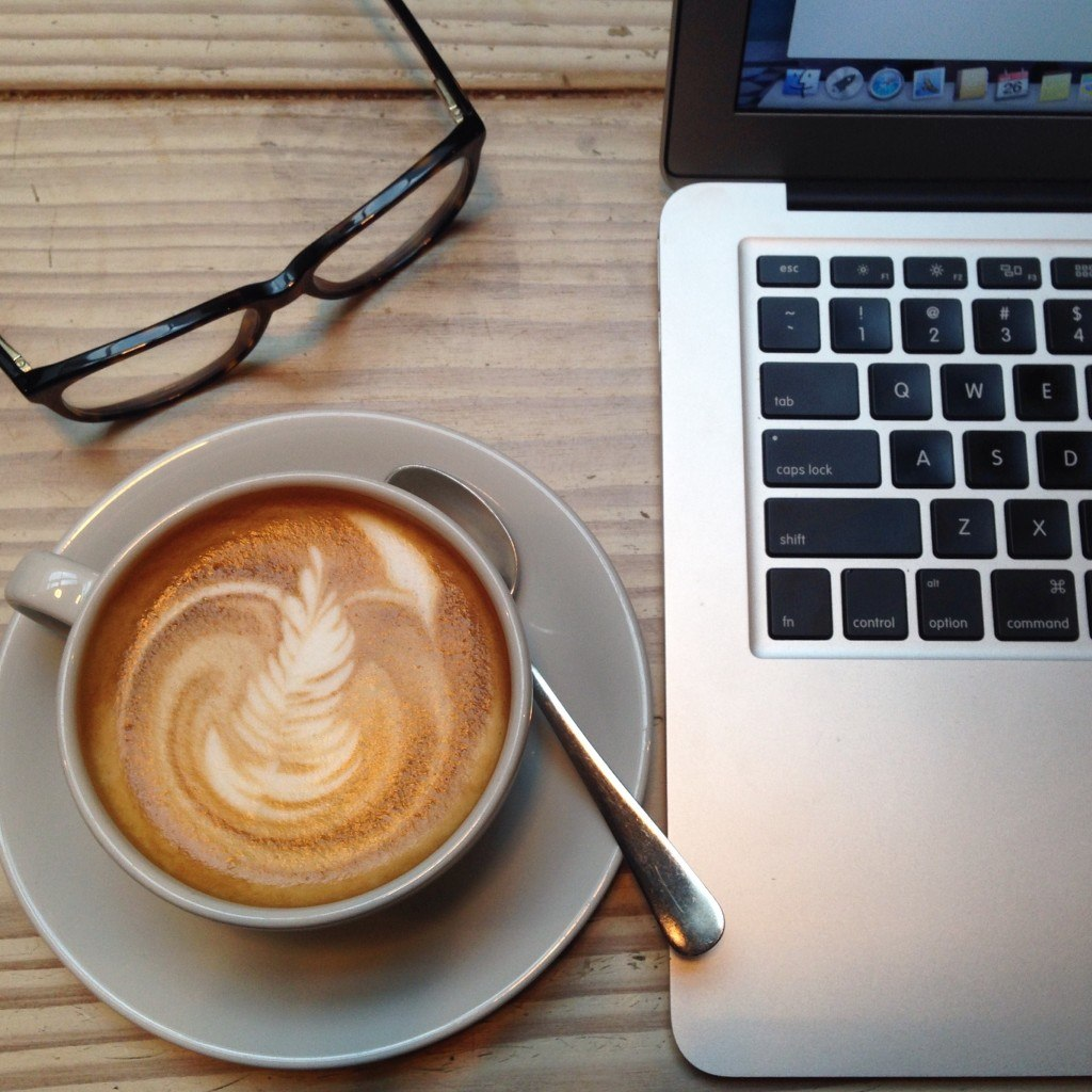 most overused words in travel writing - laptop