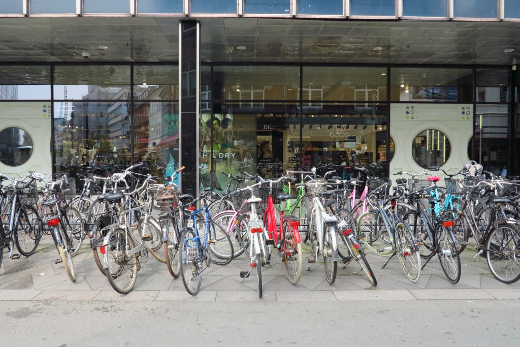 Bicycles in Denmark 1