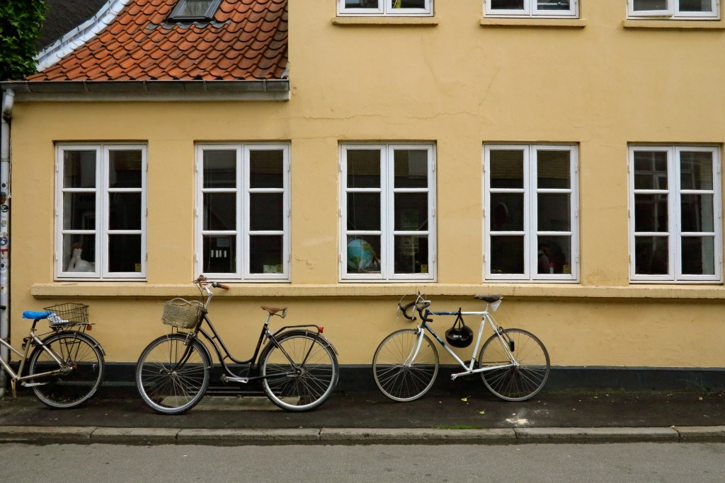 Bicycles in Denmark 3