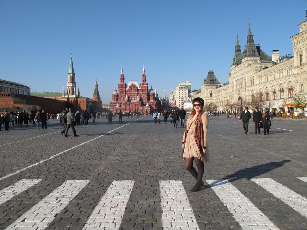 What to wear in Russia 14