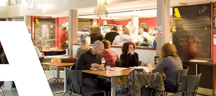 Albany cafe