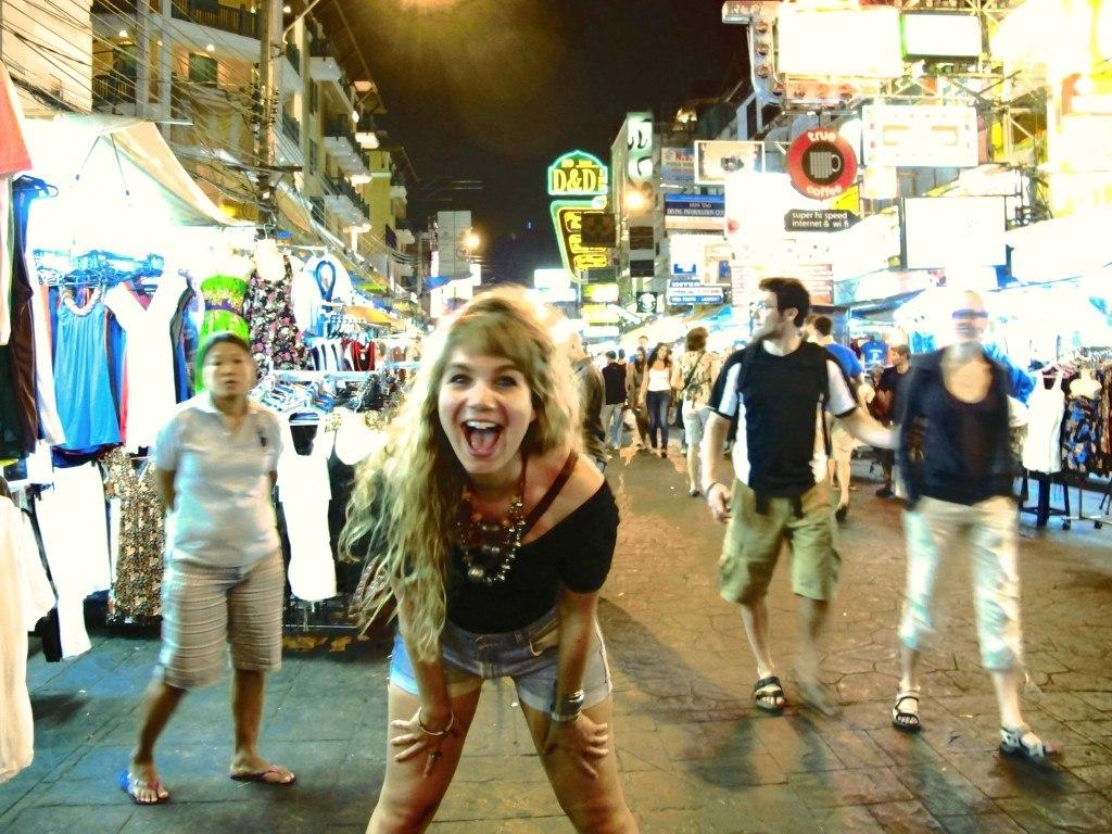 Brenna in Bangkok 2