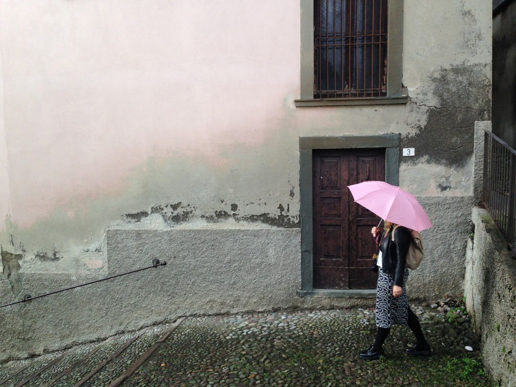 Bergamo in the Rain 11