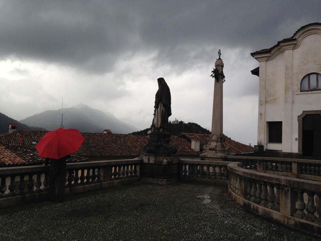 Bergamo in the Rain 15