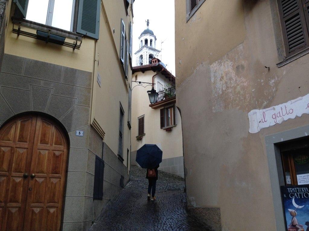 Bergamo in the Rain 16