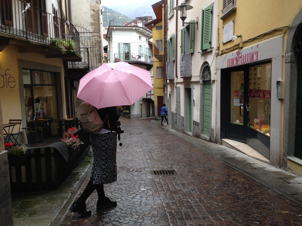 Bergamo in the Rain 17